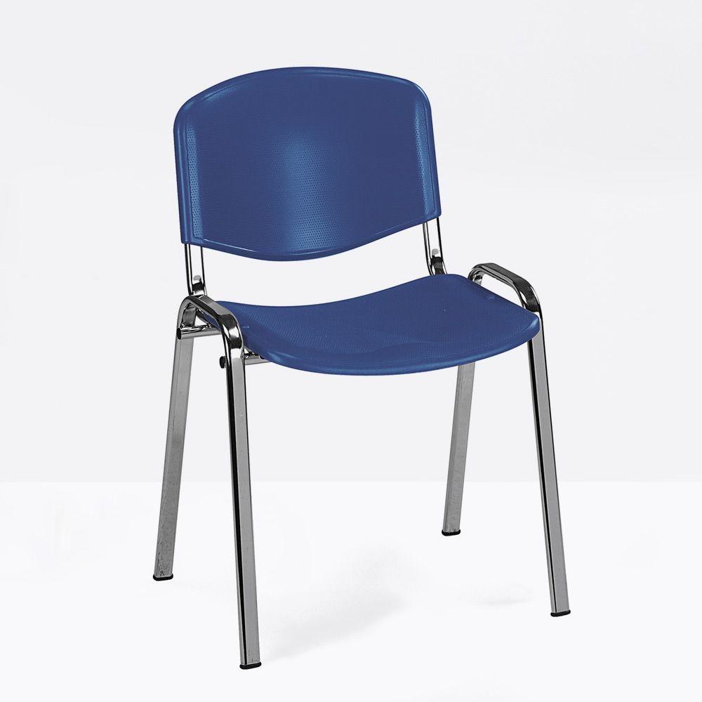Ml100 pvc sedia da attesa in metallo con seduta e for Sedia per sala d attesa