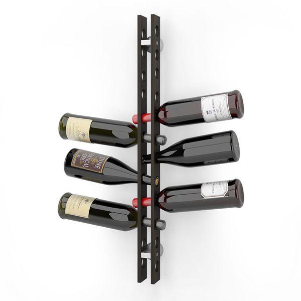 Cb5052 arsenal botellero connubia calligaris de madera - Botellero de pared ...