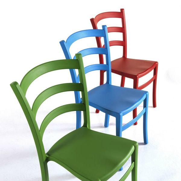 Italia 150 sedia colico in polipropilene di diversi for Colico sedie outlet