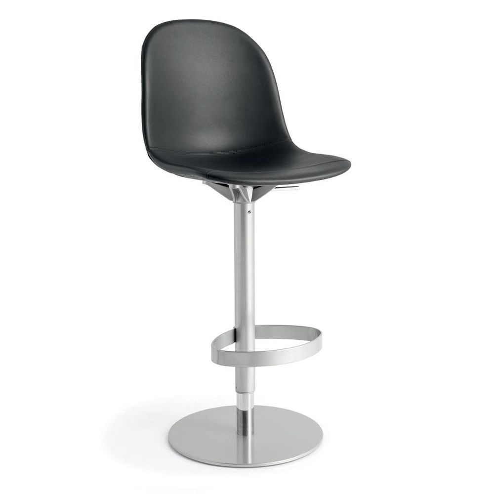 Connubia Calligaris Jam sedia girevole da ufficio moderna, 2 pezzi