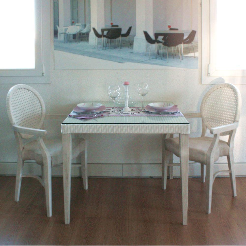 e30t table pour l 39 ext rieur en aluminium et. Black Bedroom Furniture Sets. Home Design Ideas