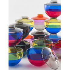 Shibuya - Vaso-centrotavola Kartell di design, in diversi colori, anche per esterno