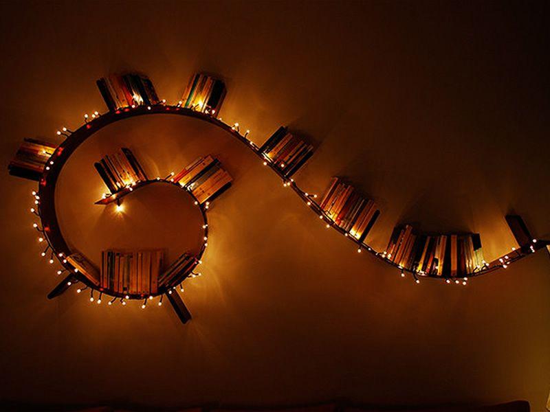 Bookworm Popworm Bibliothque Kartell De Design En PVC