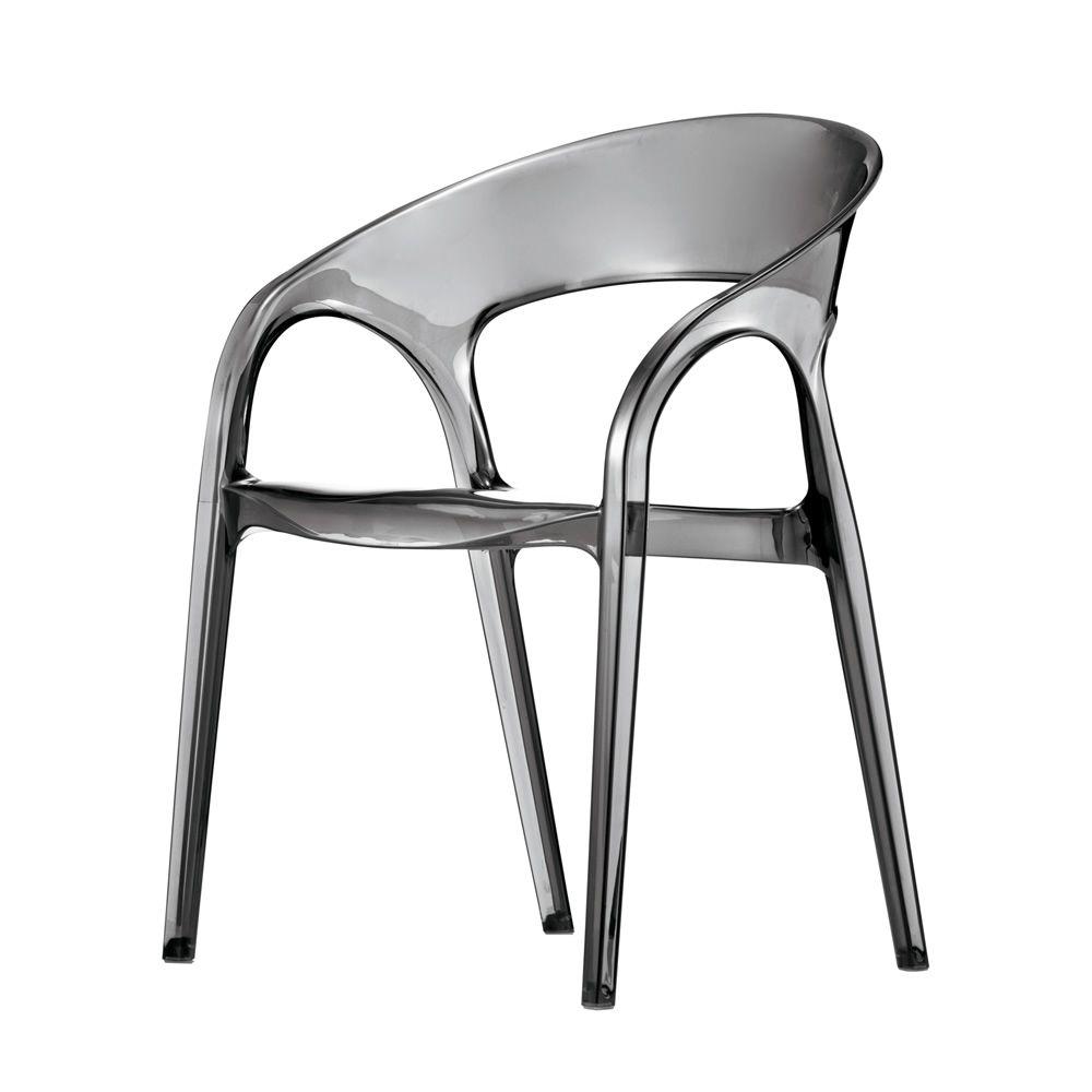 Gossip 620 - Sedia Pedrali di design con braccioli, in ...