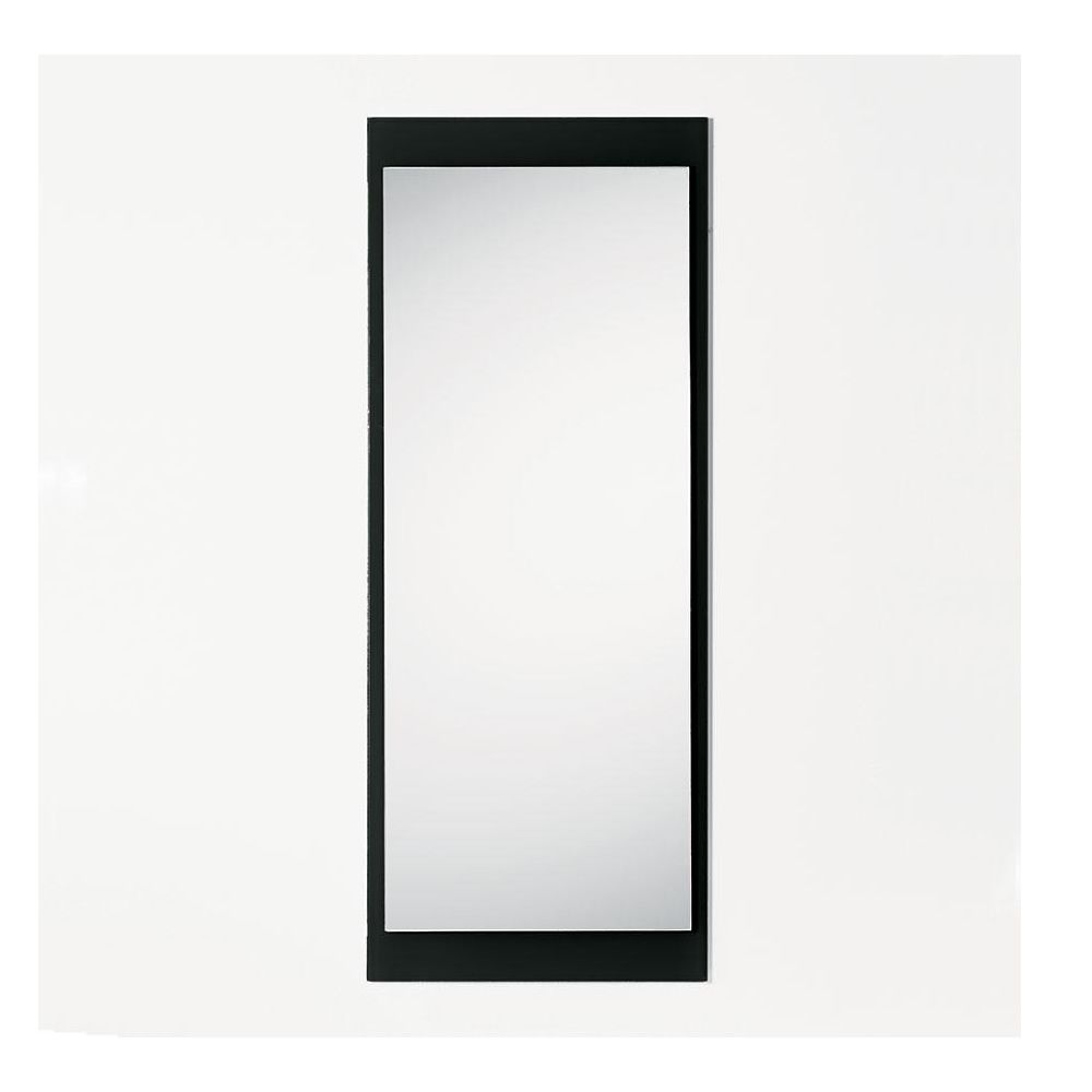 line r miroir rectangulaire avec cadre en verre color 45 x 114 cm sediarreda. Black Bedroom Furniture Sets. Home Design Ideas