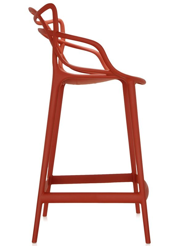 Masters Stool Sgabello Kartell Di Design In