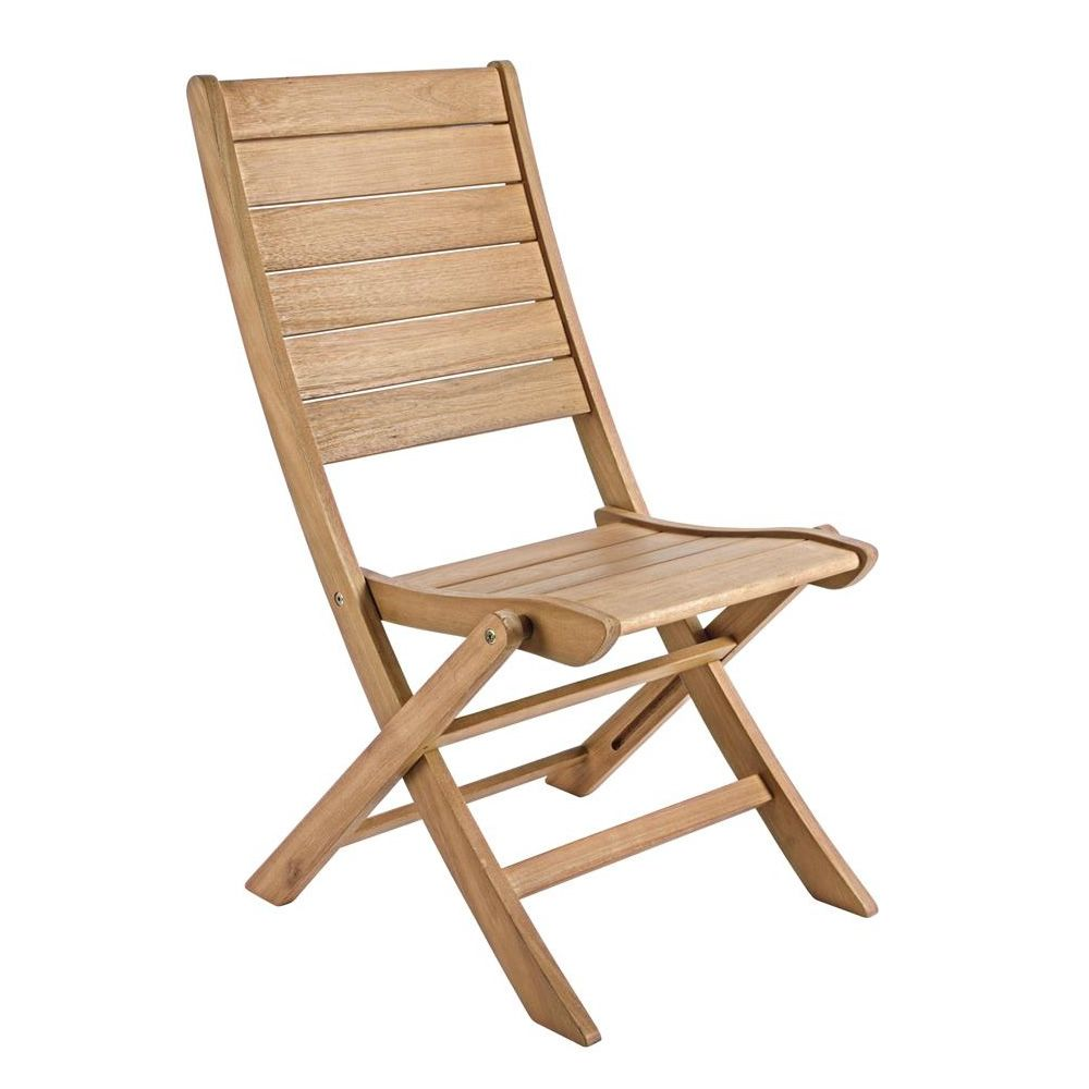 Chaise en bois pliante for Chaise en bois