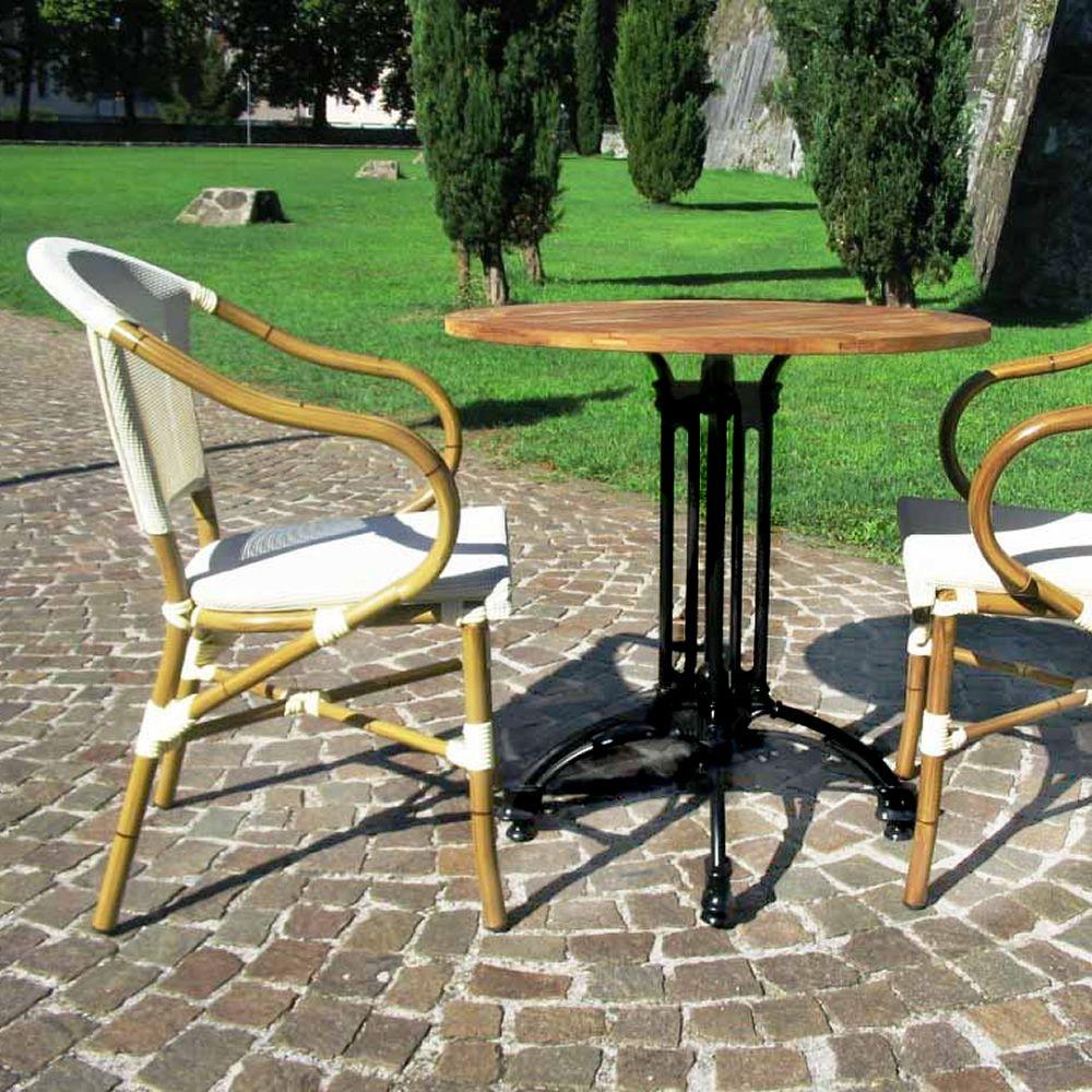 romance 4 f r bars und restaurants untergestell f r bartisch 4 f e aus aluminium auch f r. Black Bedroom Furniture Sets. Home Design Ideas
