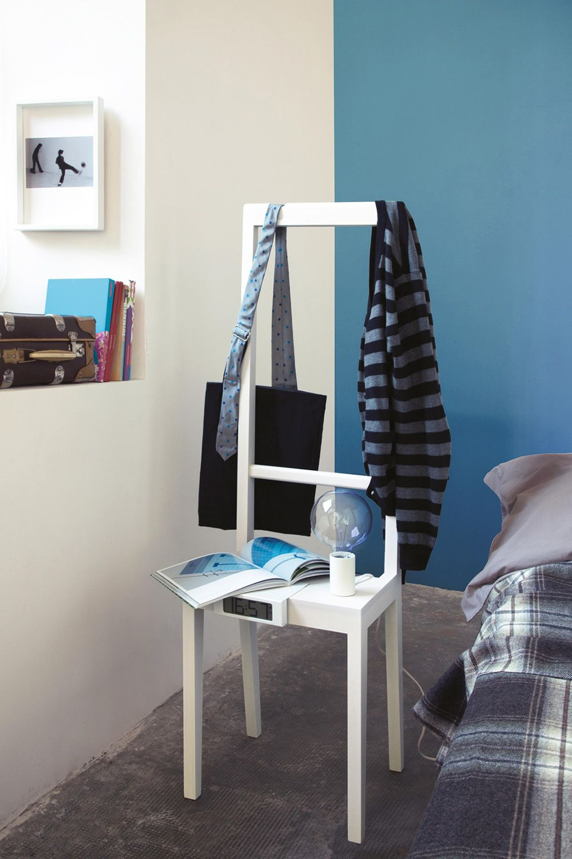alfred chaise portant v tements covo en bois. Black Bedroom Furniture Sets. Home Design Ideas