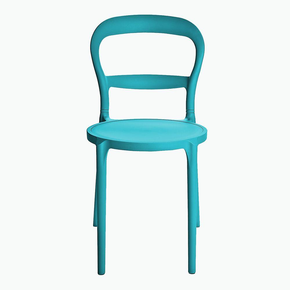 Vr39 sedia impilabile in polipropilene anche per giardino sediarreda - Sedia polipropilene impilabile ...