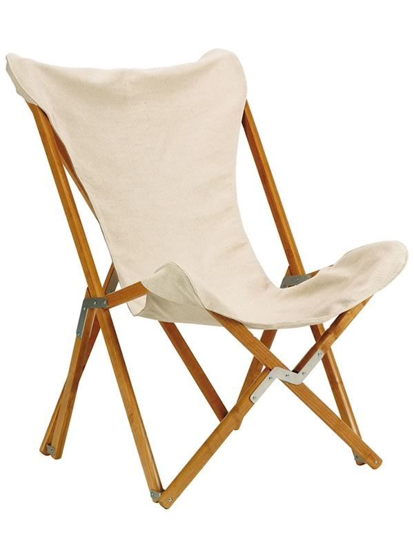 Superbe Tripolina   Folding Garden Chair