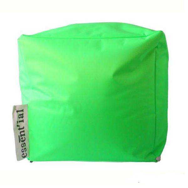 Pouf fluo pouf design ecologico disponibile in diversi colori sediarreda - Tappeti moderni verde acido ...