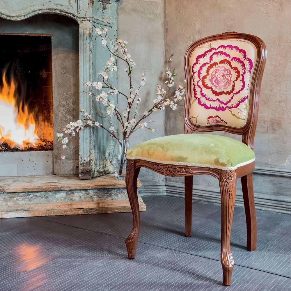 Pegaso 4610 Tonin Casa Classic Chair Made Of Wood