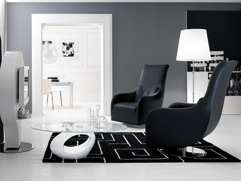 Tavolino Base Scultorea Dubai : Nolita poltrona girevole tonin casa in metallo rivestita
