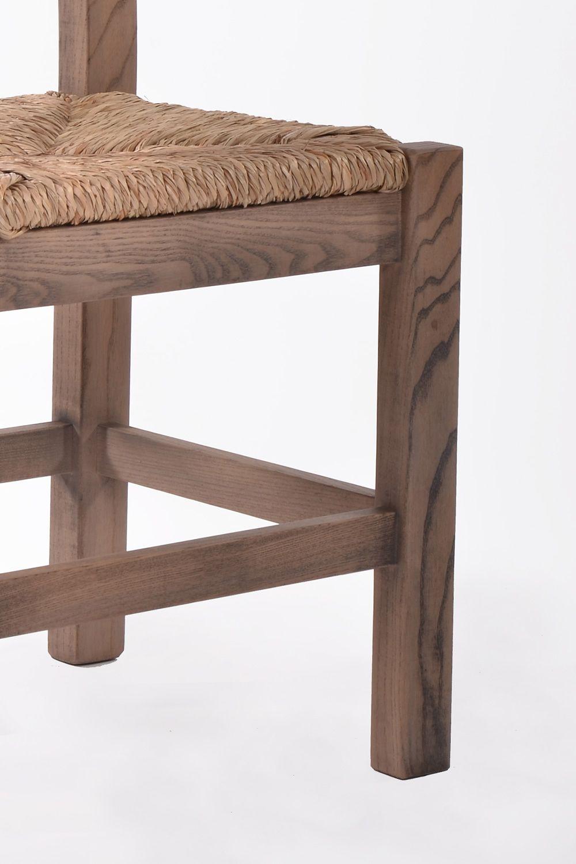 Mu130 shabby para bare y restaurantes silla r stica de for Sillas rusticas para bar