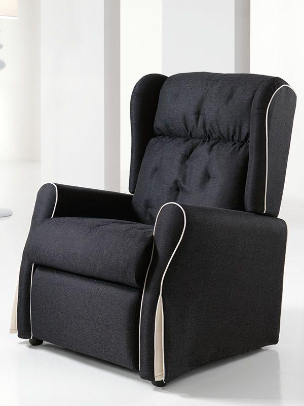 Memory poltrona relax elettrica cuscino in piuma d 39 oca - Accostare due divani diversi ...