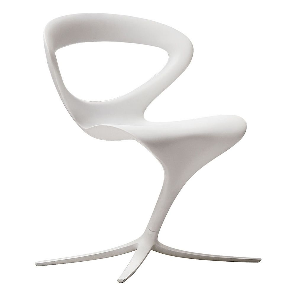 Callita chaise design infiniti en polyur thane for Chaise originale