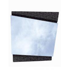 CS5030-P Beauty - Specchio Calligaris in vetro decorato, 100x85 cm