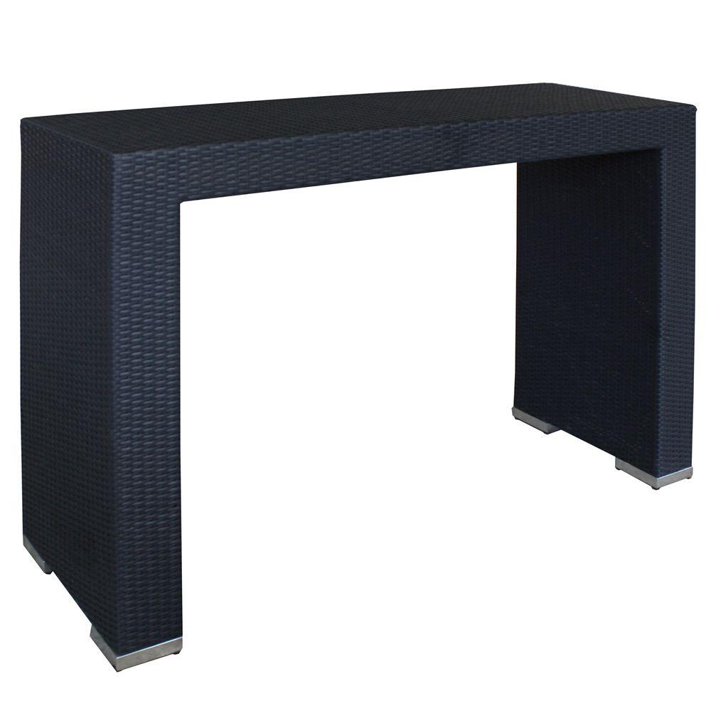 ar bt2 pour bars et restaurants table haute de bar ou restaurant en aluminium et. Black Bedroom Furniture Sets. Home Design Ideas