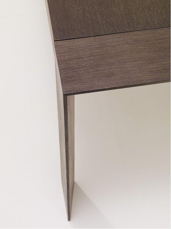 surface tisch pedrali aus holz 188 x 90 cm verl ngerbar in verschiedenen ausf hrungen. Black Bedroom Furniture Sets. Home Design Ideas
