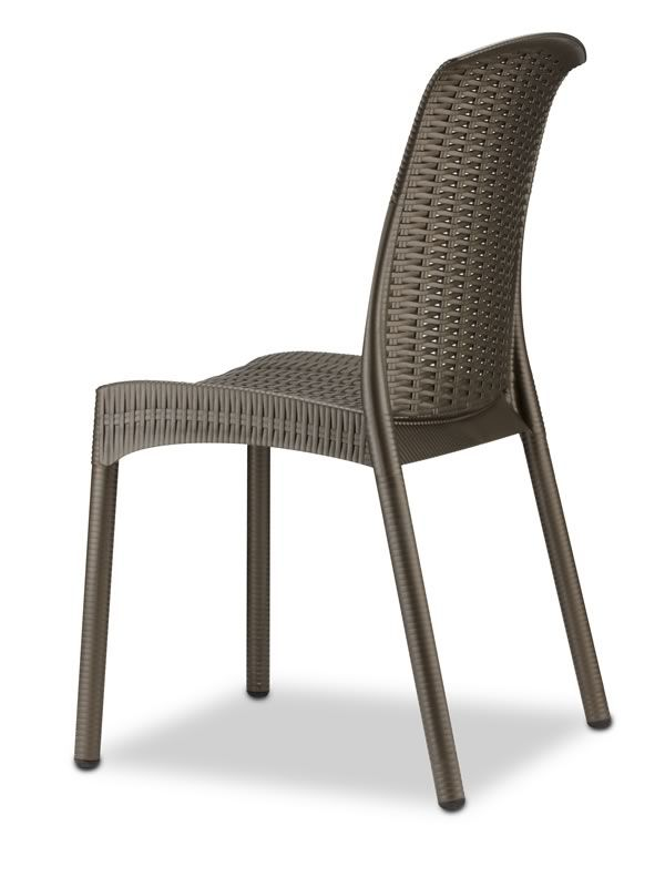 Olimpia trend c 2635 chaise en technopolym re et en for Chaise moderne couleur