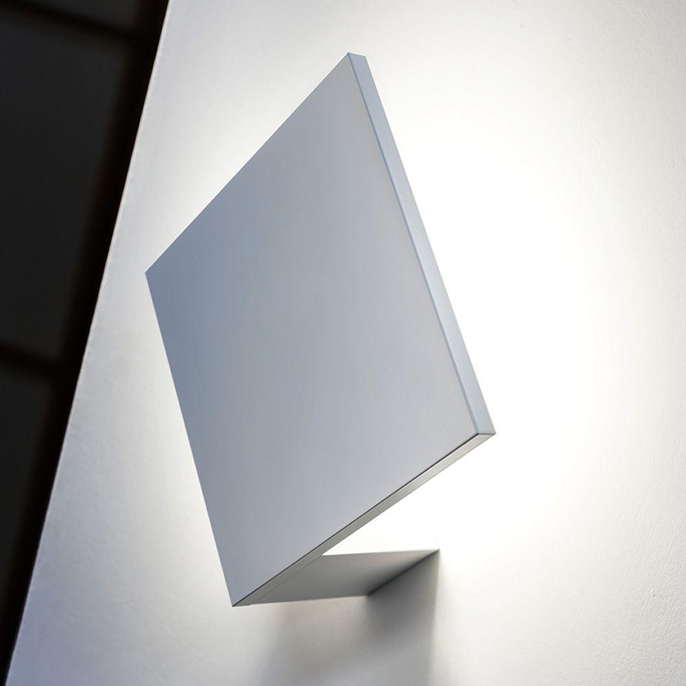 Puzzle - Lampada a soffitto o parete di design, in metallo, LED ...