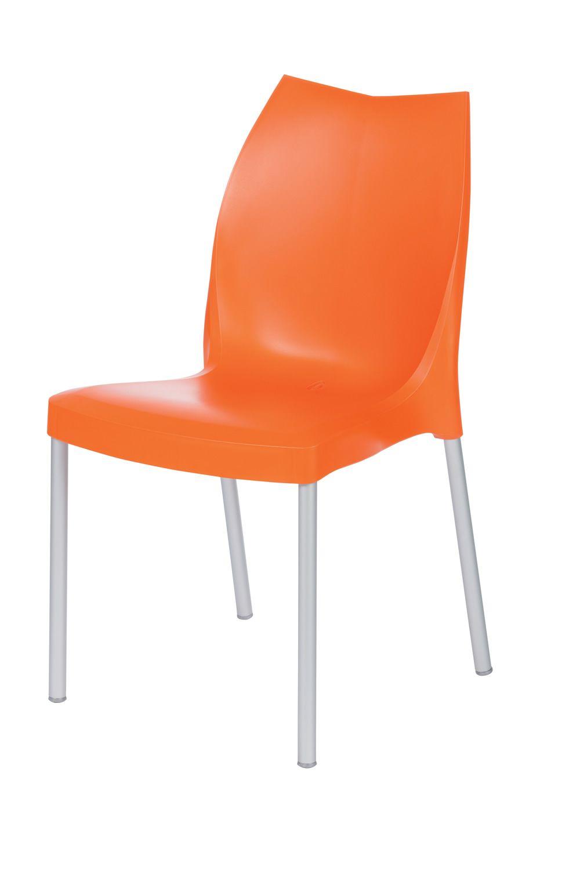 Tulip para bare y restaurantes silla moderna de bar o for Sillas para bares y restaurantes