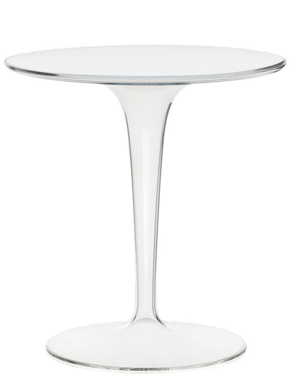 Tiptop table design kartell diam tre 48 cm diff rentes for Table basse kartell
