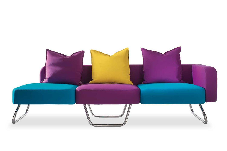Pills designer sofa adrenalina 4 sitzer in for Sofa 4 sitzer