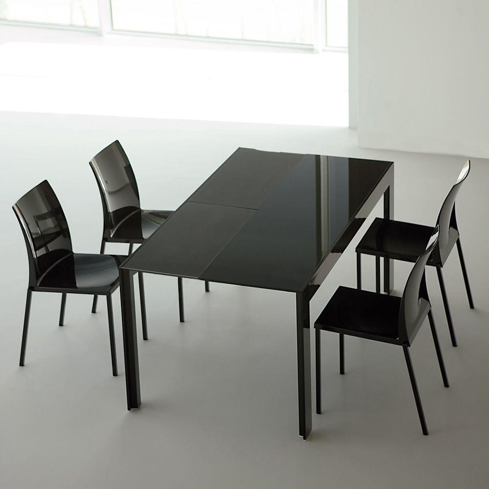 Matrix consolle console pedrali transformable en table - Console transformable en table a manger ...