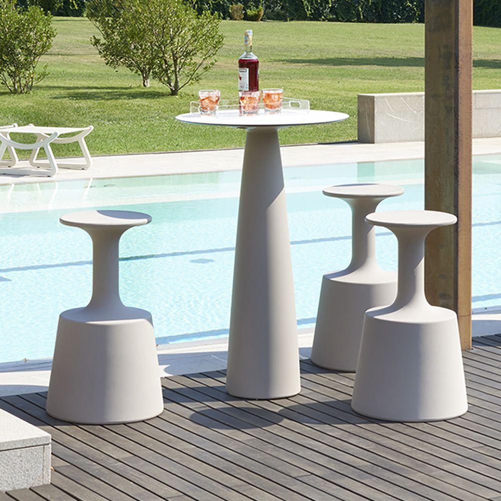 hopl l f r bars und restaurants hoher tisch aus. Black Bedroom Furniture Sets. Home Design Ideas