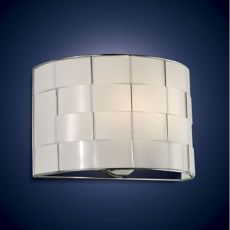 FA3136DP - Lampe murale en métal et polycarbonate