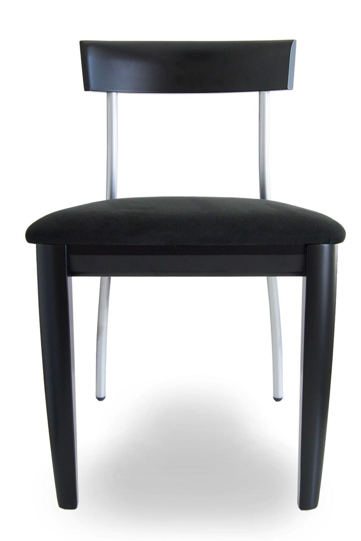 Genial Stuhl Gepolstert Dekoration Von Vision - Mit Holz Und Metall, Gepolsterter