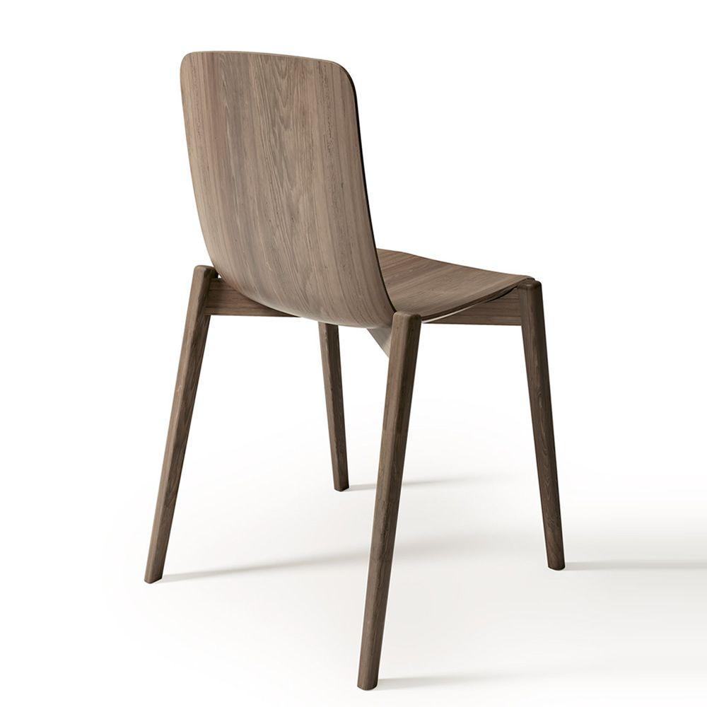 Dandy sedia colico in legno di rovere disponibile in - Sedia di design ...