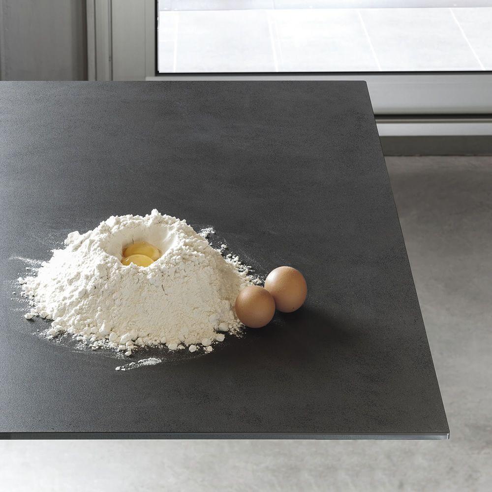 Fiandre ext tavolo di design di bontempi casa in for Creatore di piano casa personalizzato