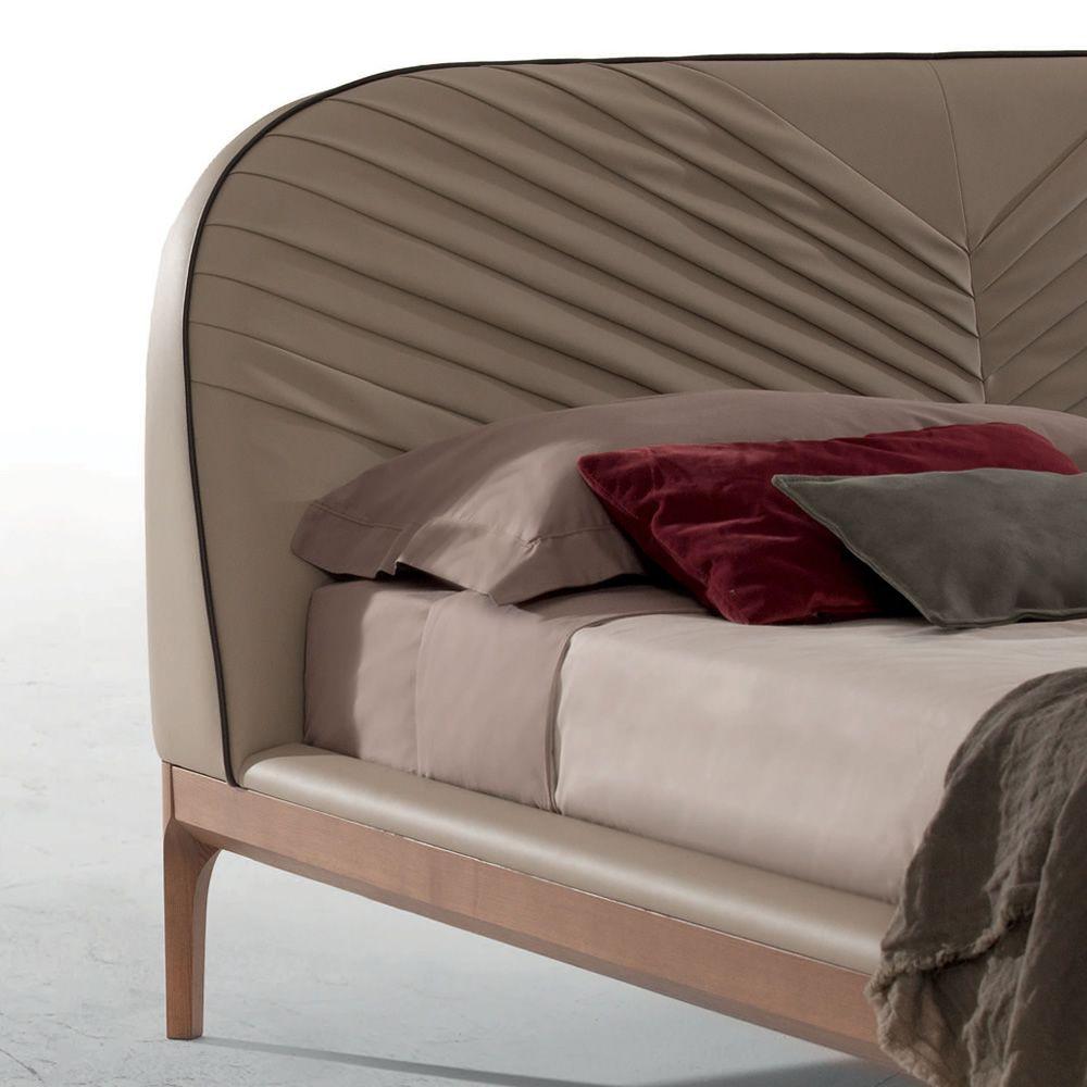 michelangelo 7867 doppelbett tonin casa gepolstert und mit holzgestell mit verschiedenen. Black Bedroom Furniture Sets. Home Design Ideas