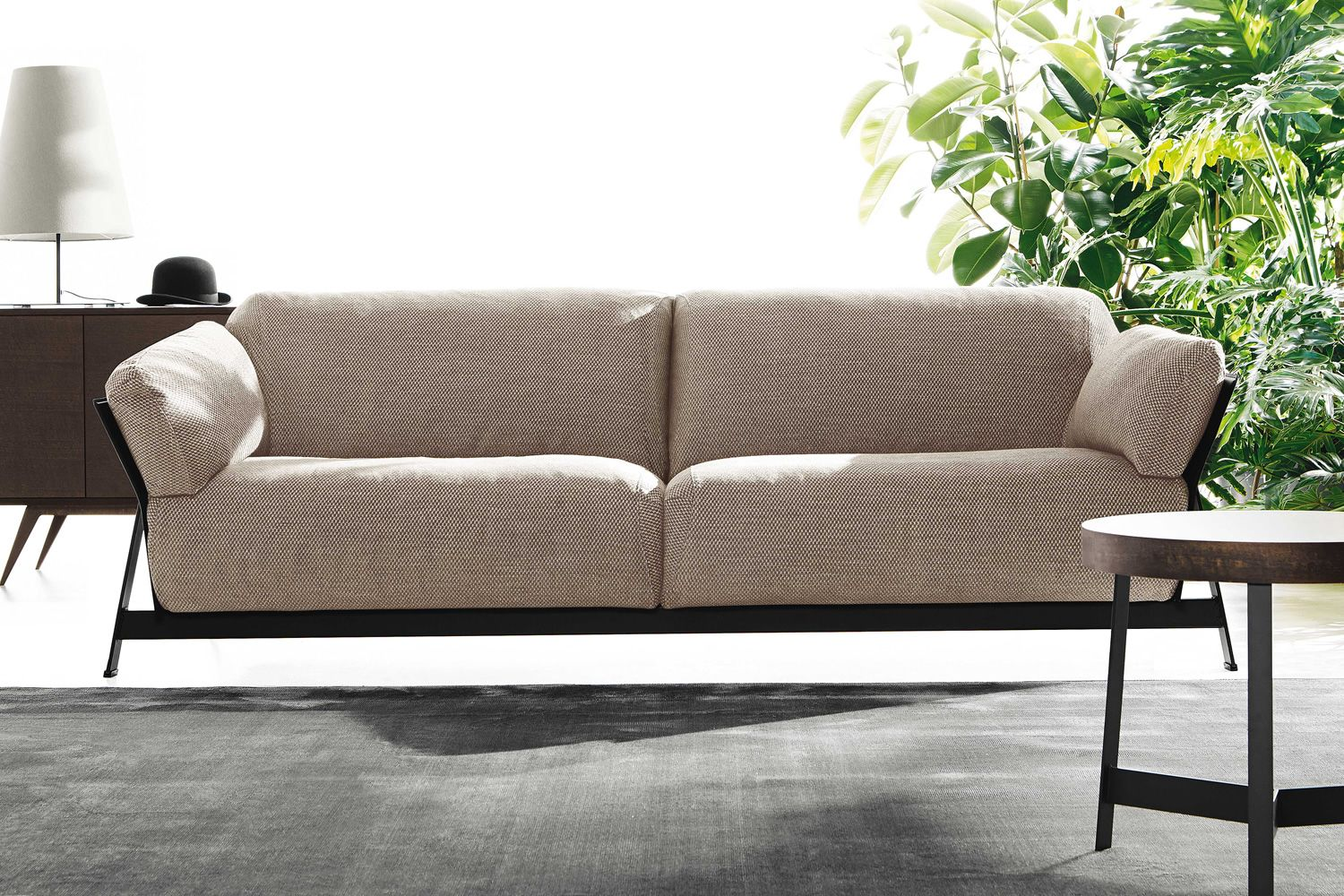 key west modernes sofa mit 2 3 oder 3 xl sitzen in verschiedenen bez ge verf gbar abziehbar. Black Bedroom Furniture Sets. Home Design Ideas