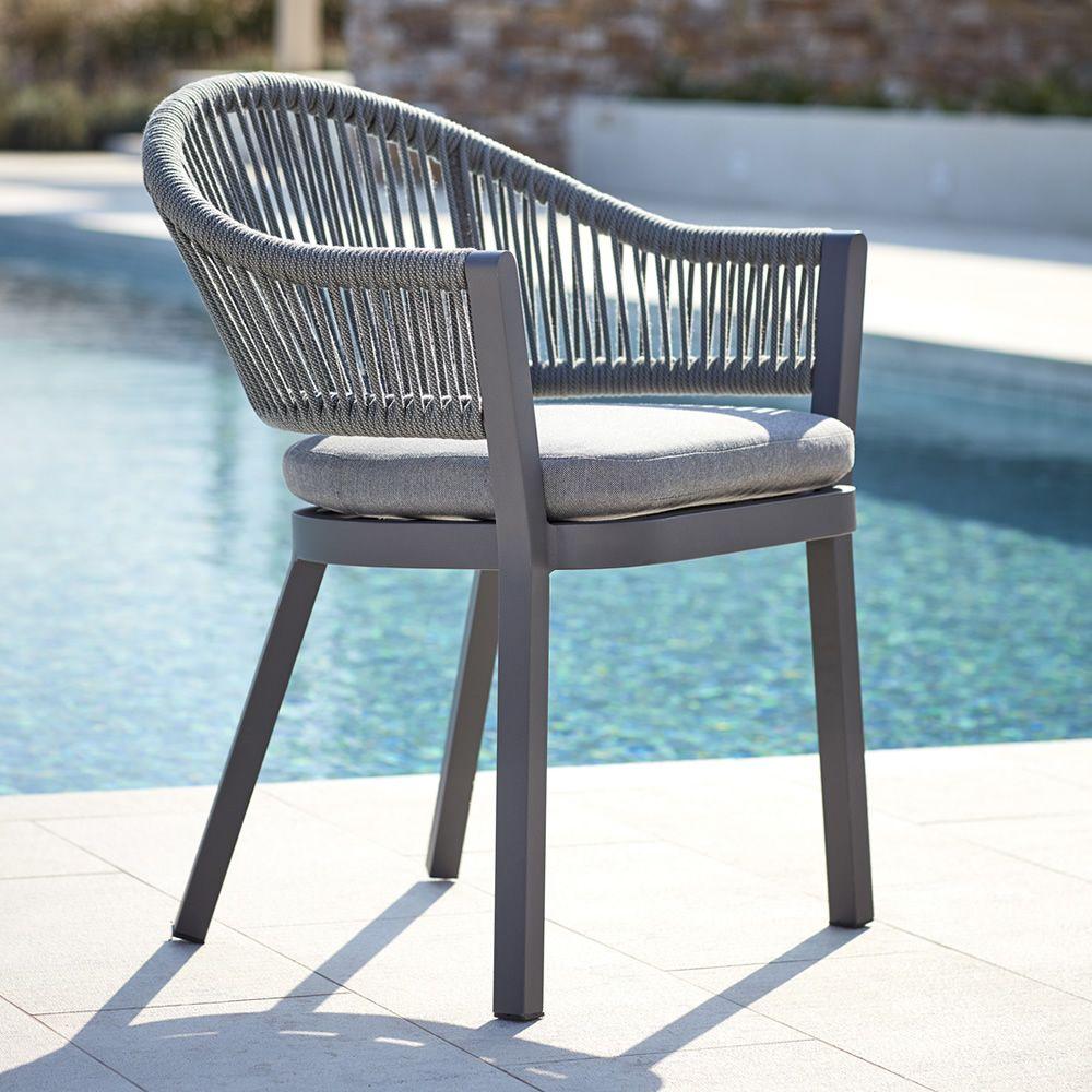 Terry sill n para exteriores en aluminio con cordones for Aluminio productos de fundicion muebles de jardin