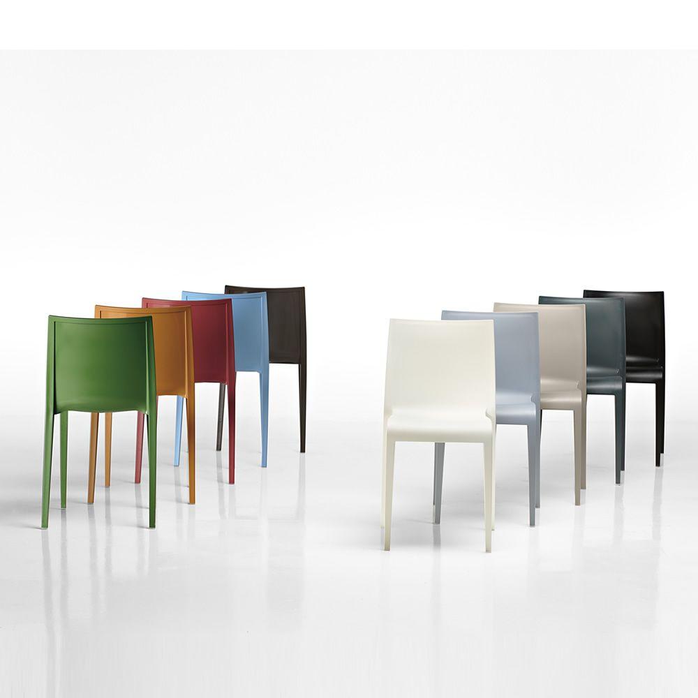 Perfekt Nassau   Stühle Aus Polypropylen In Verschiedenen Farben