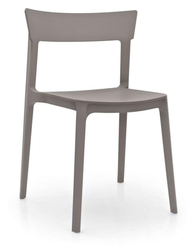 cs1391 skin f r bars und restaurants barstuhl aus polypropylen stapelbar in verschiedenen. Black Bedroom Furniture Sets. Home Design Ideas