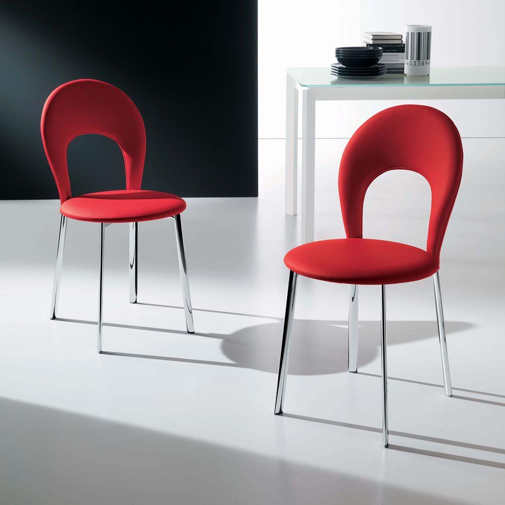vancouver gepolsterter stuhl aus metall mit verschiedenen bez ge verf gbar. Black Bedroom Furniture Sets. Home Design Ideas