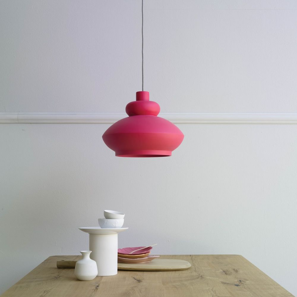 tora lampe suspension miniforms en c ramique sediarreda. Black Bedroom Furniture Sets. Home Design Ideas