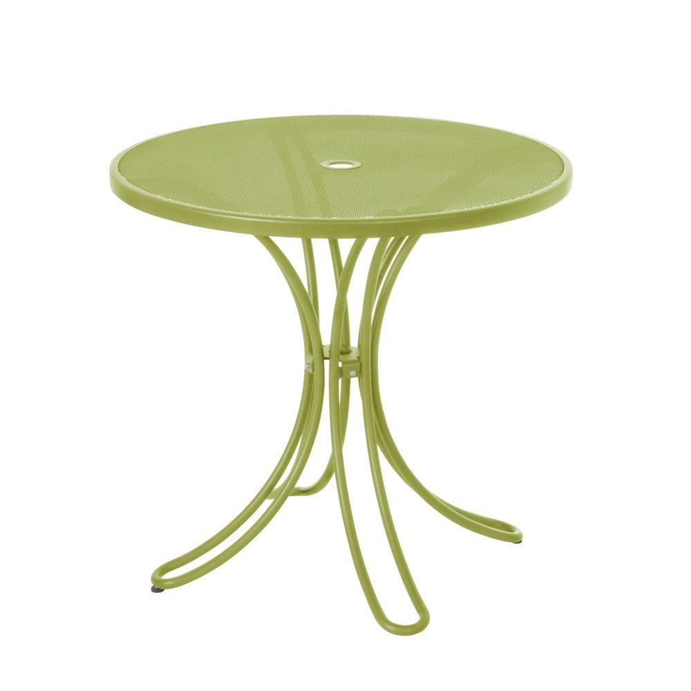 Florence 883 table emu en m tal pour jardin plan de - La table de florence seignosse ...