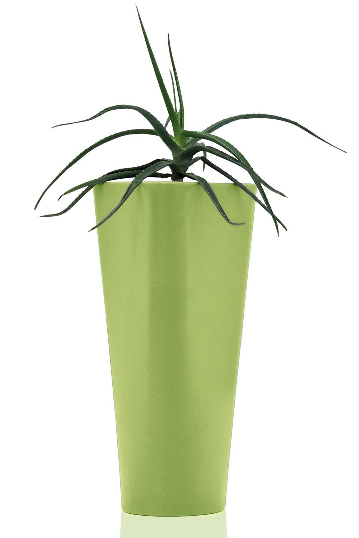 Eve vaso di design b line in polietilene anche per esterno disponibile in diverse - Vaso da giardino ...