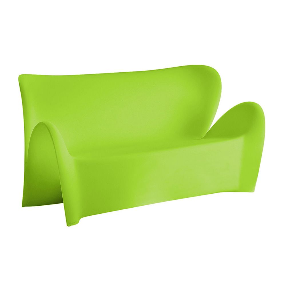 Lily d per bar e ristoranti divano di design in - Divano verde acido ...