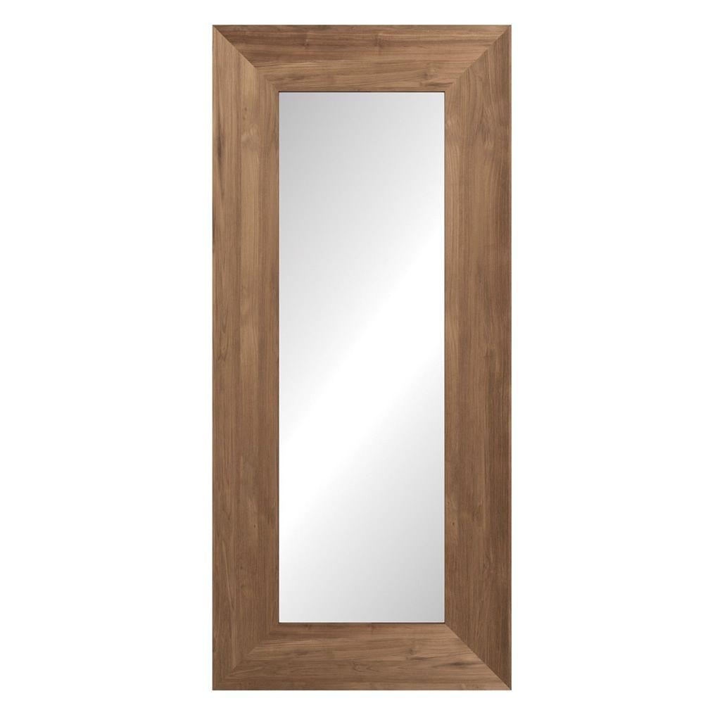 Bf specchio ethnicraft con cornice in legno diverse - Specchio bagno con cornice ...
