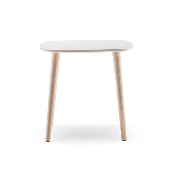 malm t design tisch aus holz mit runder oder viereckiger holzplatte in verschiedene gr en. Black Bedroom Furniture Sets. Home Design Ideas