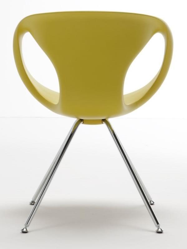 up chair silla moderna de tonon en metal y poliuretano. Black Bedroom Furniture Sets. Home Design Ideas
