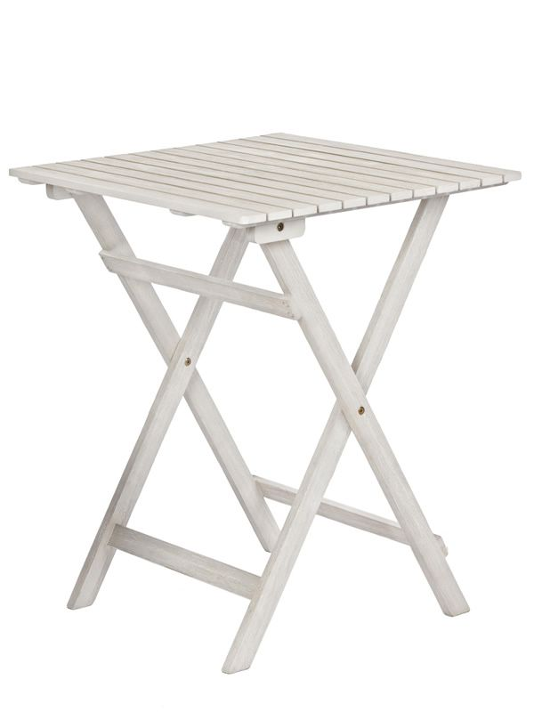 Martignano t pour bars et restaurants table pliante en - Plateau bois pour table exterieur ...