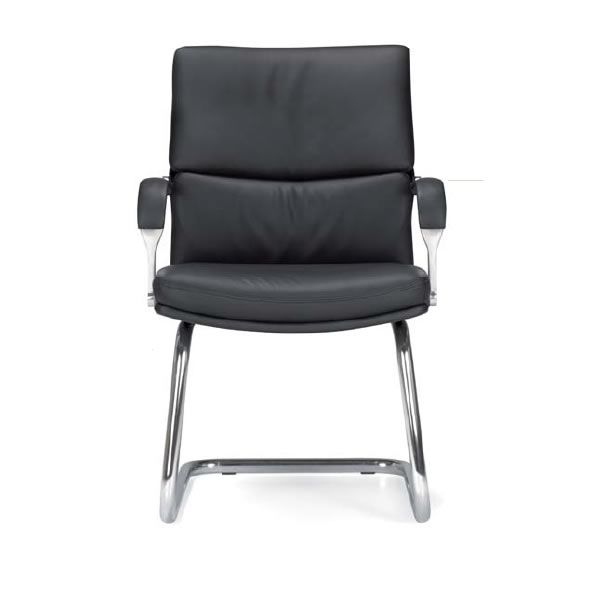 ml578v freischwinger f r das b ro aus leder oder kunstleder sediarreda. Black Bedroom Furniture Sets. Home Design Ideas
